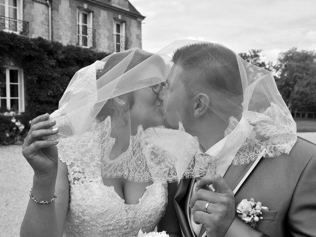 Le mariage de Mélanie et Jimmy