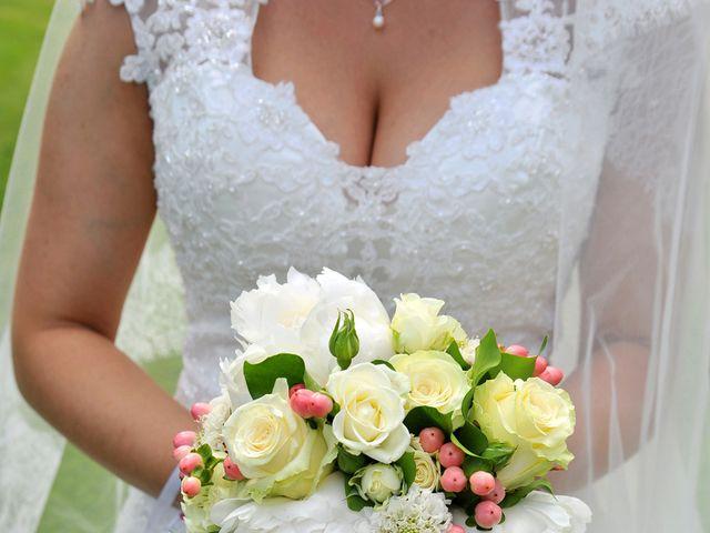 Le mariage de Jimmy et Mélanie à La Barre-en-Ouche, Eure 10