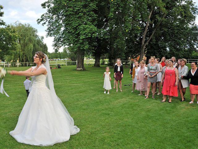 Le mariage de Jimmy et Mélanie à La Barre-en-Ouche, Eure 16