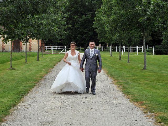 Le mariage de Jimmy et Mélanie à La Barre-en-Ouche, Eure 19