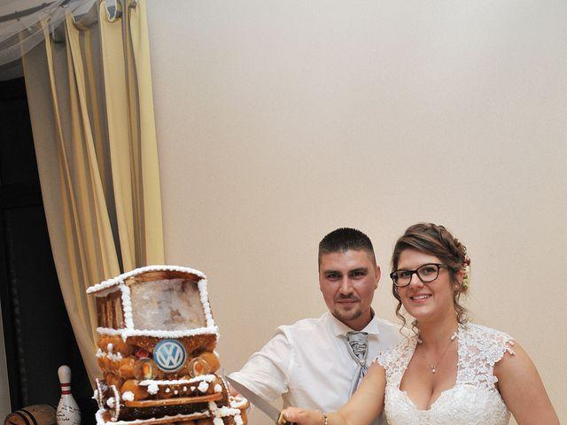 Le mariage de Jimmy et Mélanie à La Barre-en-Ouche, Eure 20