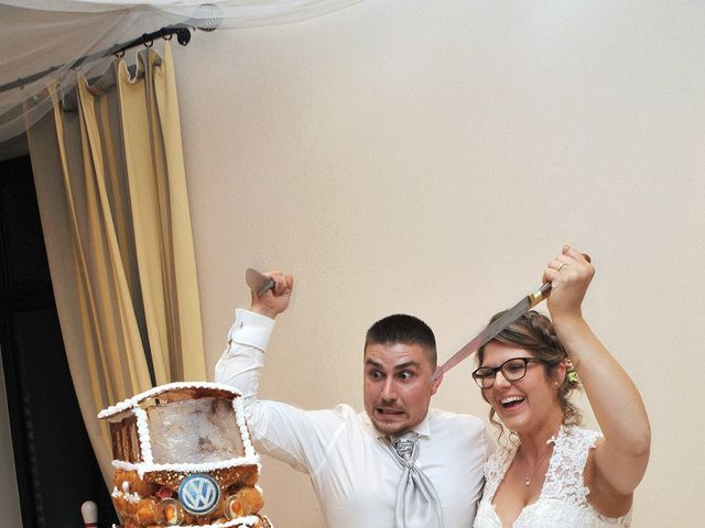 Le mariage de Jimmy et Mélanie à La Barre-en-Ouche, Eure 21
