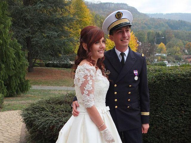 Le mariage de Antoine et Pauline à Pont-de-Roide, Doubs 7