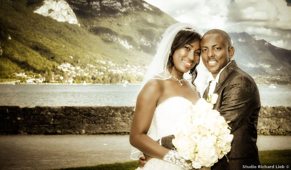 Le mariage de Miguel et Lorna à Annecy, Haute-Savoie
