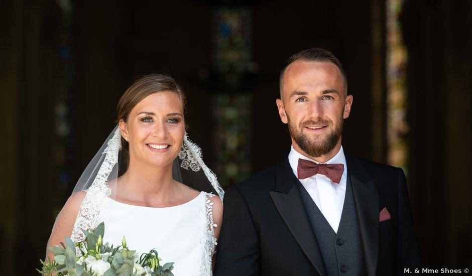 Le mariage de Marius et Léa à Malaunay, Seine-Maritime