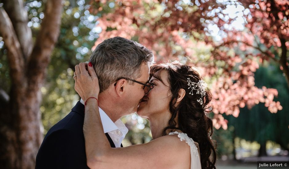 Le mariage de Christian et Carole à Fontenay-sous-Bois, Val-de-Marne