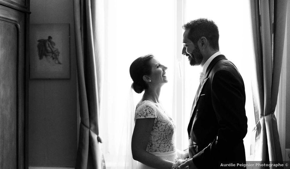 Le mariage de Adrien et Camille à Remiremont, Vosges
