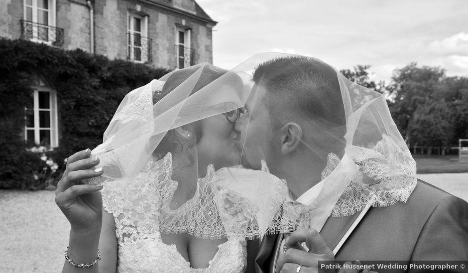 Le mariage de Jimmy et Mélanie à La Barre-en-Ouche, Eure