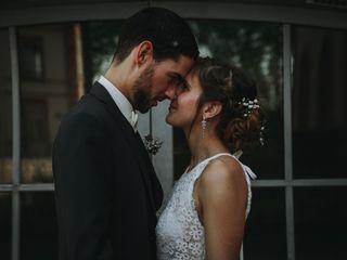 Le mariage de Chloé et Sébastien