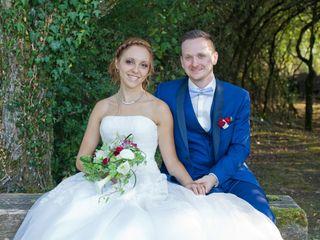 Le mariage de Fabien et Anaïs