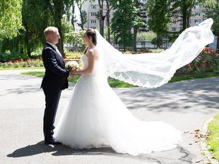 Le mariage de Jessica et Marc-Antoine