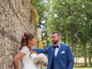 Le mariage de Audrey et Florian