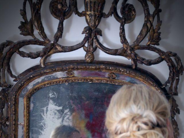 Le mariage de Valentin et Capucine à Conqueyrac, Gard 4