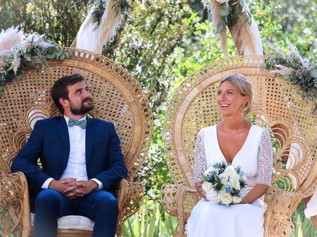 Le mariage de Capucine et Valentin