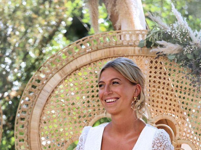 Le mariage de Valentin et Capucine à Conqueyrac, Gard 6
