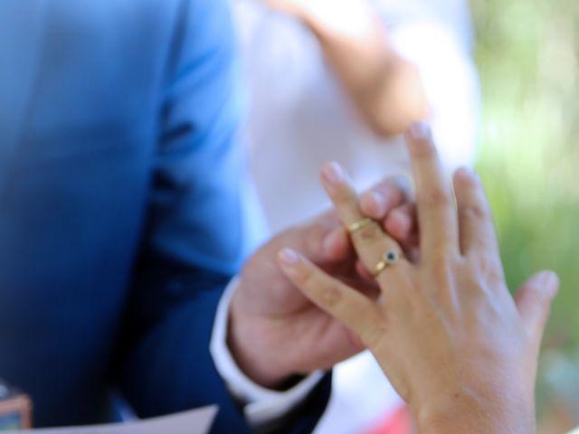Le mariage de Valentin et Capucine à Conqueyrac, Gard 8