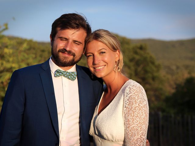 Le mariage de Valentin et Capucine à Conqueyrac, Gard 10