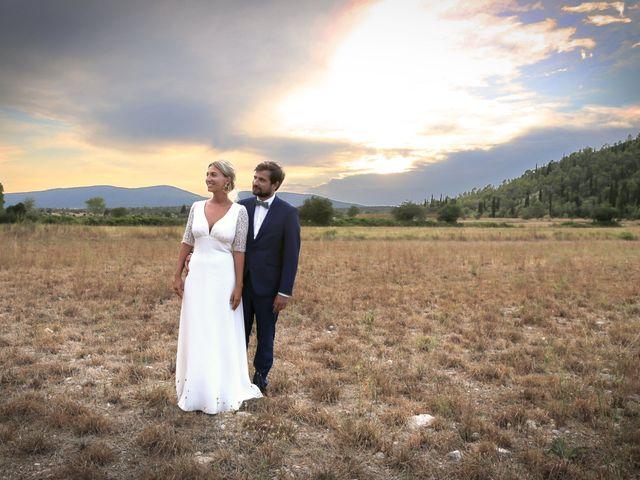 Le mariage de Valentin et Capucine à Conqueyrac, Gard 16