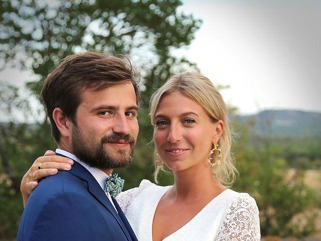 Le mariage de Valentin et Capucine à Conqueyrac, Gard 17
