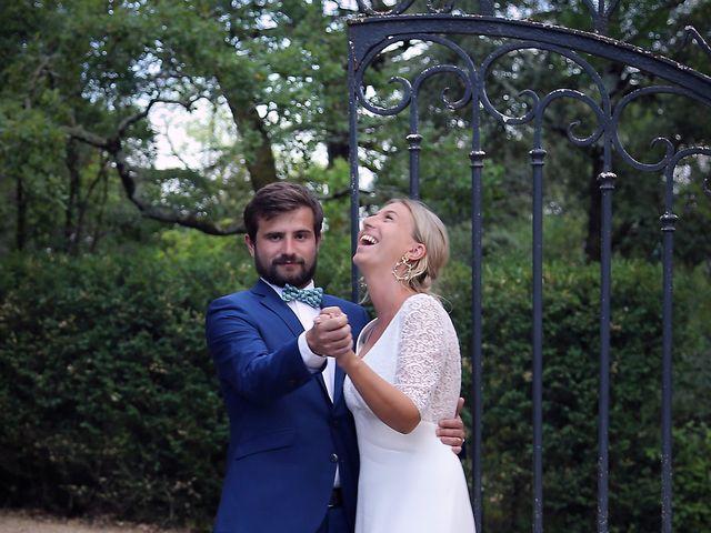 Le mariage de Valentin et Capucine à Conqueyrac, Gard 19