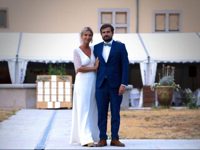 Le mariage de Valentin et Capucine à Conqueyrac, Gard 20