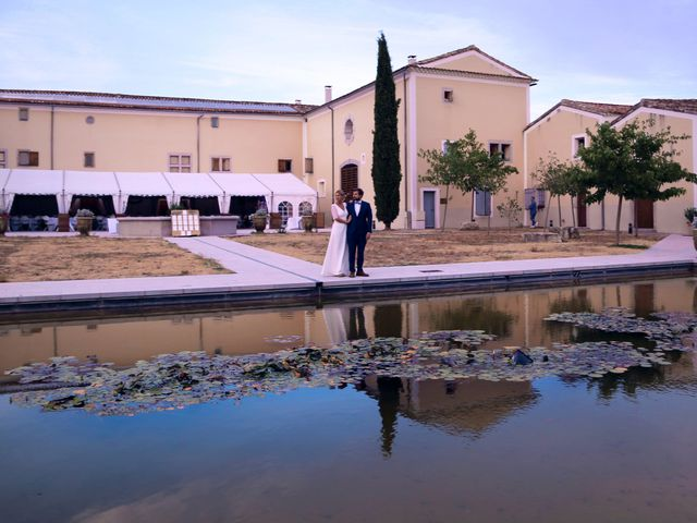 Le mariage de Valentin et Capucine à Conqueyrac, Gard 21