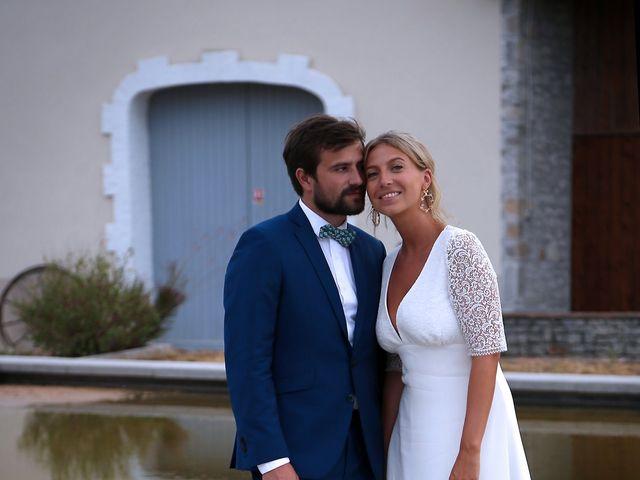Le mariage de Valentin et Capucine à Conqueyrac, Gard 22