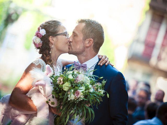 Le mariage de Marie et Loïc