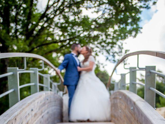 Le mariage de Florian et Audrey à Maxent, Ille et Vilaine 5