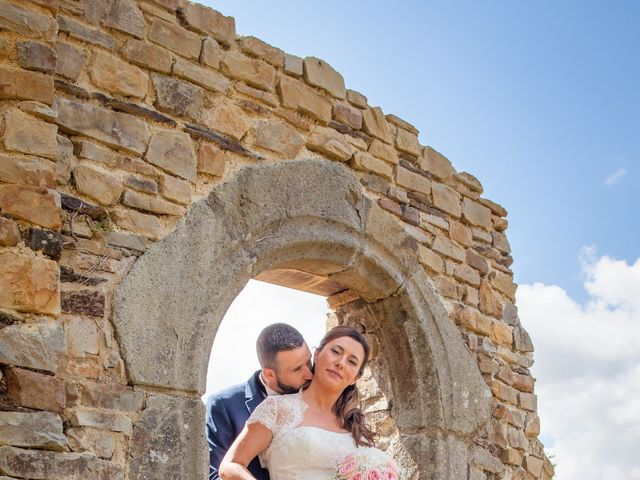 Le mariage de Florian et Audrey à Maxent, Ille et Vilaine 7
