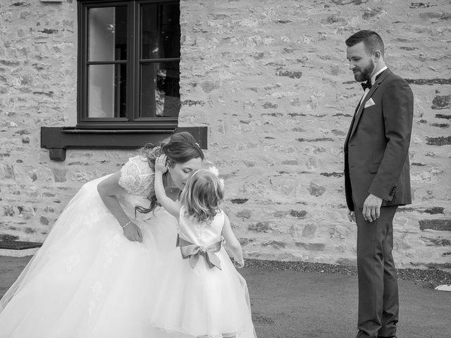 Le mariage de Florian et Audrey à Maxent, Ille et Vilaine 9