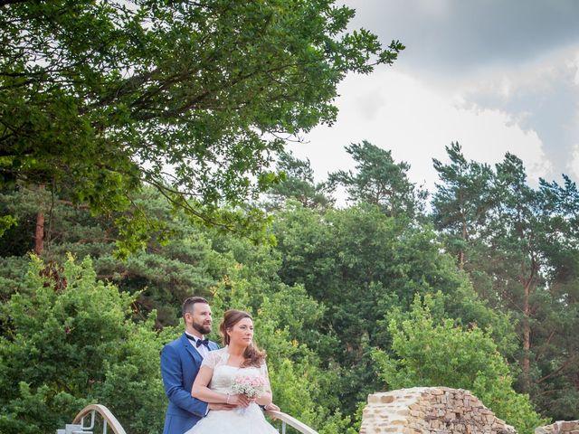 Le mariage de Florian et Audrey à Maxent, Ille et Vilaine 10