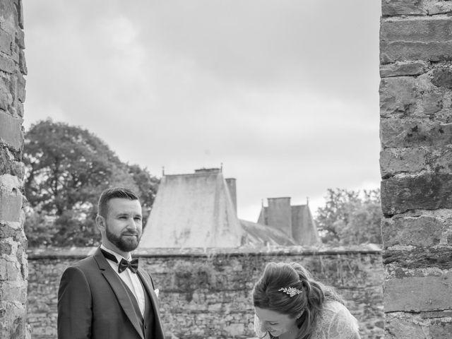 Le mariage de Florian et Audrey à Maxent, Ille et Vilaine 12