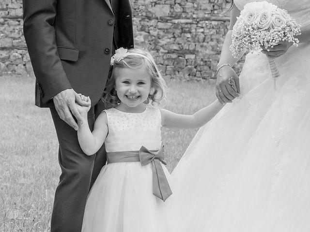 Le mariage de Florian et Audrey à Maxent, Ille et Vilaine 2