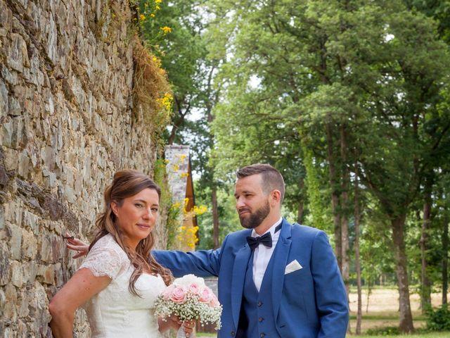 Le mariage de Florian et Audrey à Maxent, Ille et Vilaine 13