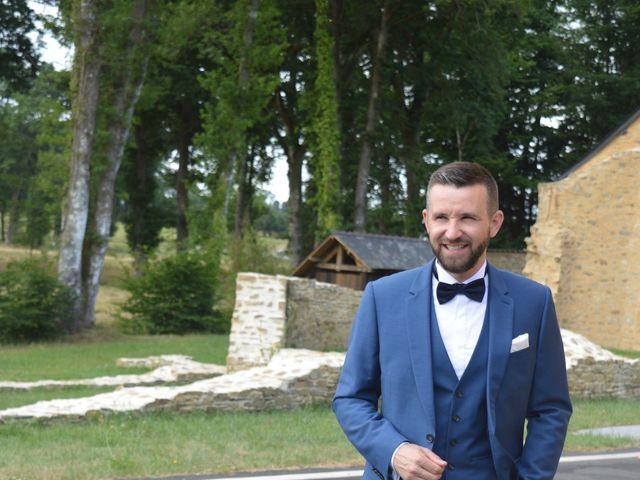 Le mariage de Florian et Audrey à Maxent, Ille et Vilaine 15