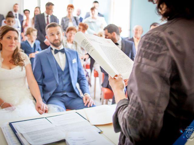 Le mariage de Florian et Audrey à Maxent, Ille et Vilaine 23