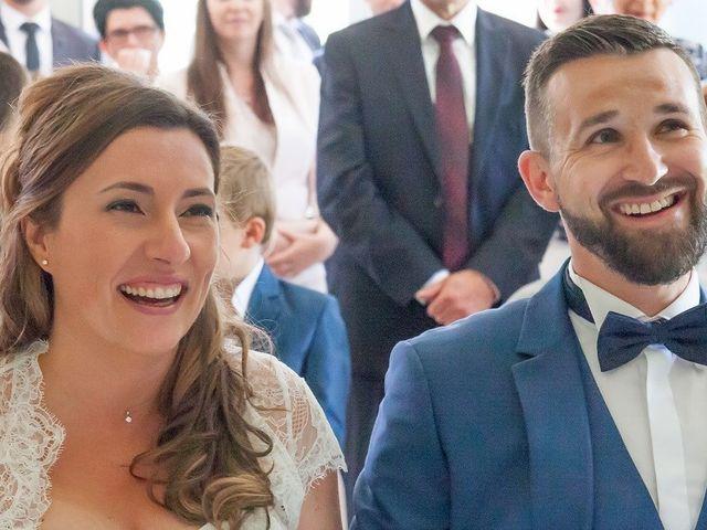 Le mariage de Florian et Audrey à Maxent, Ille et Vilaine 25