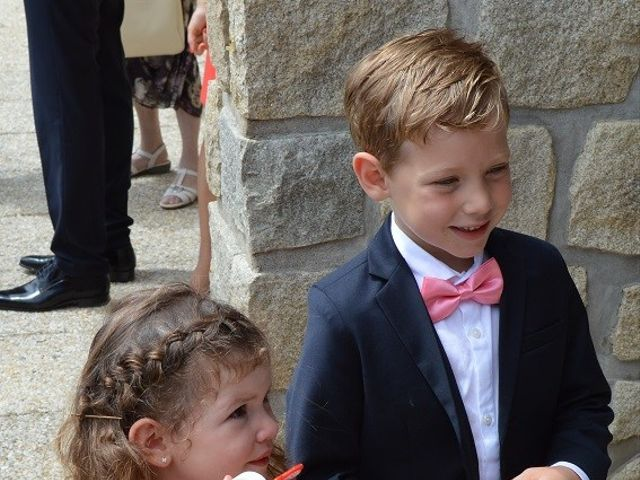 Le mariage de Florian et Audrey à Maxent, Ille et Vilaine 33