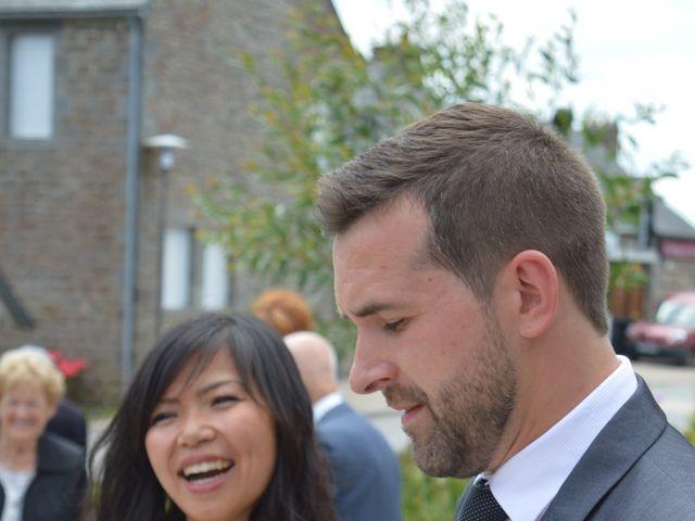 Le mariage de Florian et Audrey à Maxent, Ille et Vilaine 34
