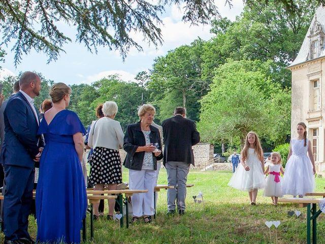 Le mariage de Florian et Audrey à Maxent, Ille et Vilaine 40