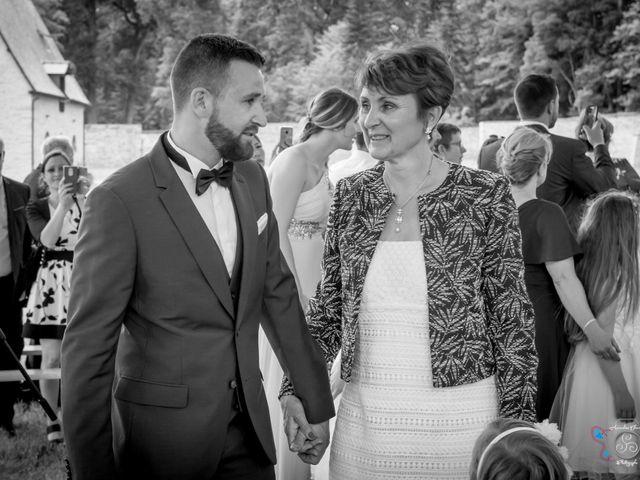 Le mariage de Florian et Audrey à Maxent, Ille et Vilaine 41