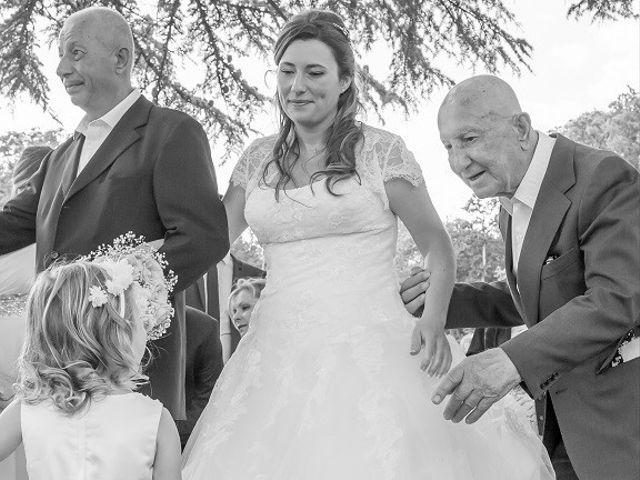 Le mariage de Florian et Audrey à Maxent, Ille et Vilaine 42