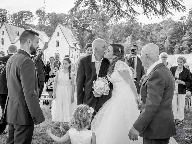 Le mariage de Florian et Audrey à Maxent, Ille et Vilaine 43