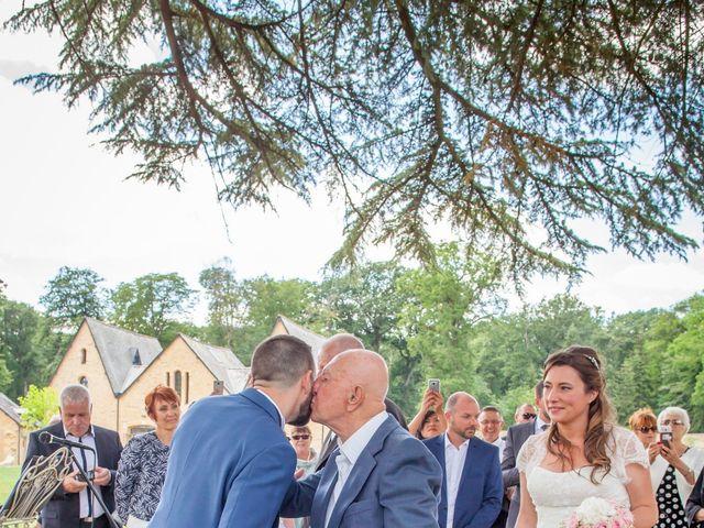 Le mariage de Florian et Audrey à Maxent, Ille et Vilaine 44