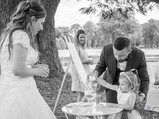 Le mariage de Florian et Audrey à Maxent, Ille et Vilaine 46