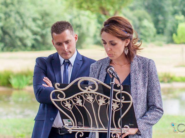 Le mariage de Florian et Audrey à Maxent, Ille et Vilaine 47