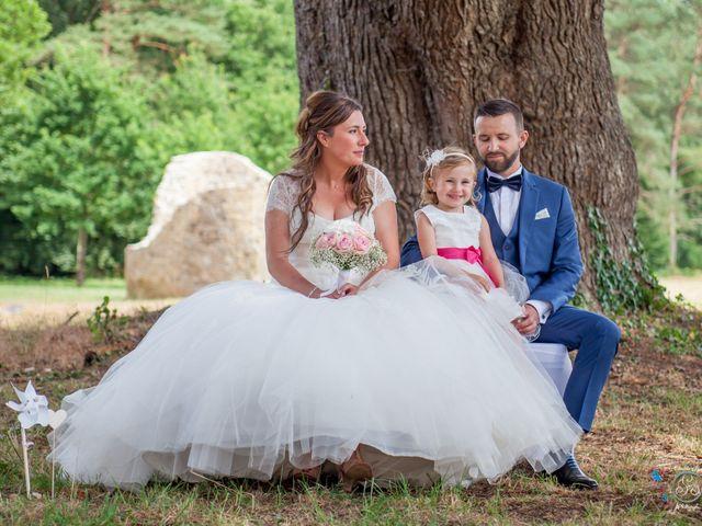 Le mariage de Florian et Audrey à Maxent, Ille et Vilaine 48