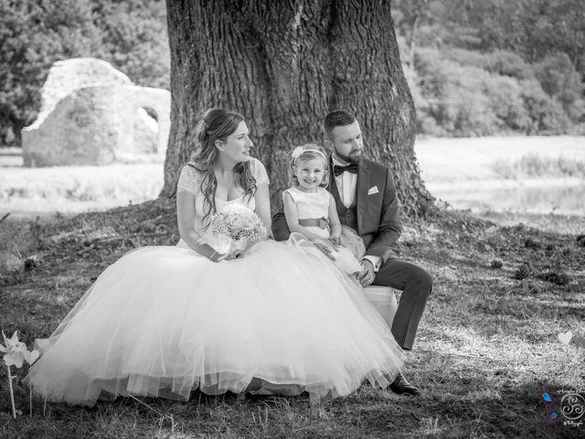 Le mariage de Florian et Audrey à Maxent, Ille et Vilaine 49
