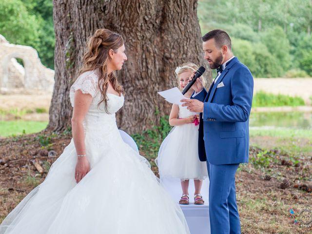 Le mariage de Florian et Audrey à Maxent, Ille et Vilaine 52